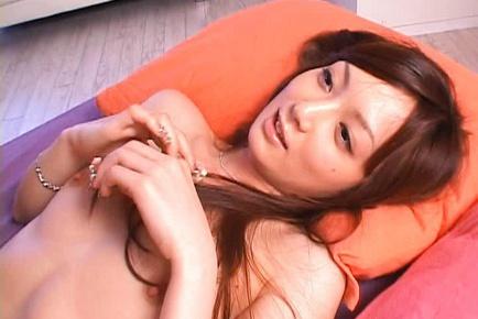 Kaede Fuyutsuki Sweet Asian racequeen