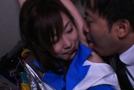 Horny Mako Katase Fucks Her Sugar  on a Yacht in the Ocean